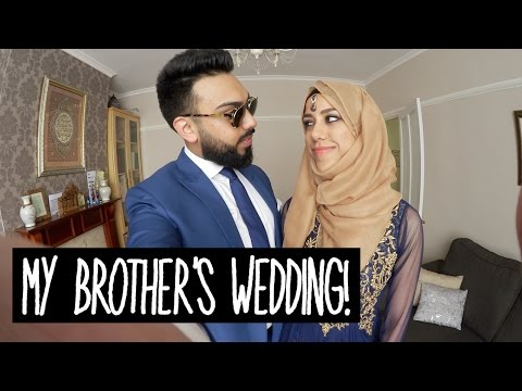 MY BROTHER'S WEDDING !!!