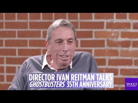 Director Ivan Reitman Looks Back At 'Ghostbusters' 35 Years Later