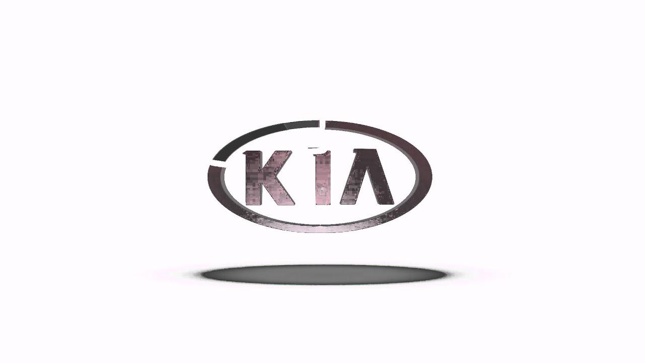 kia logo intro youtube