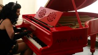 Ayin Aleph - extract Prelude & Fugue No. 9 in E major, BWV 878, from Bach