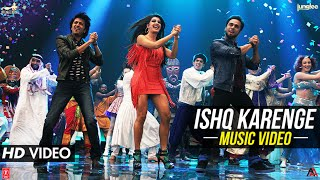 Ishq Karenge VIDEO Song | Bangistan | Riteish Deshmukh, Pulkit Samrat, and Jacqueline Fernandez