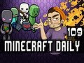 Minecraft Daily | Ep.109 | Ft Ze, Steven and Kevin! | Trapped in paradise!