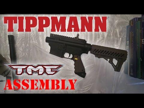 Tippmann TMC Assembly
