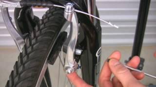 Linear Brakes - Baṡic Adjustment - by Northrock Bikes