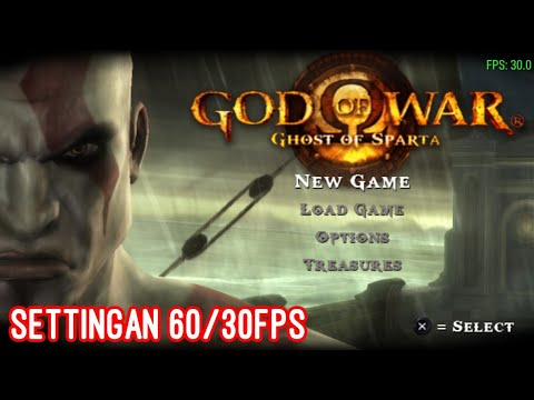 cara-setting-60/30fps-god-of-war-ghost-of-sparta---ppsspp---android---tutorial