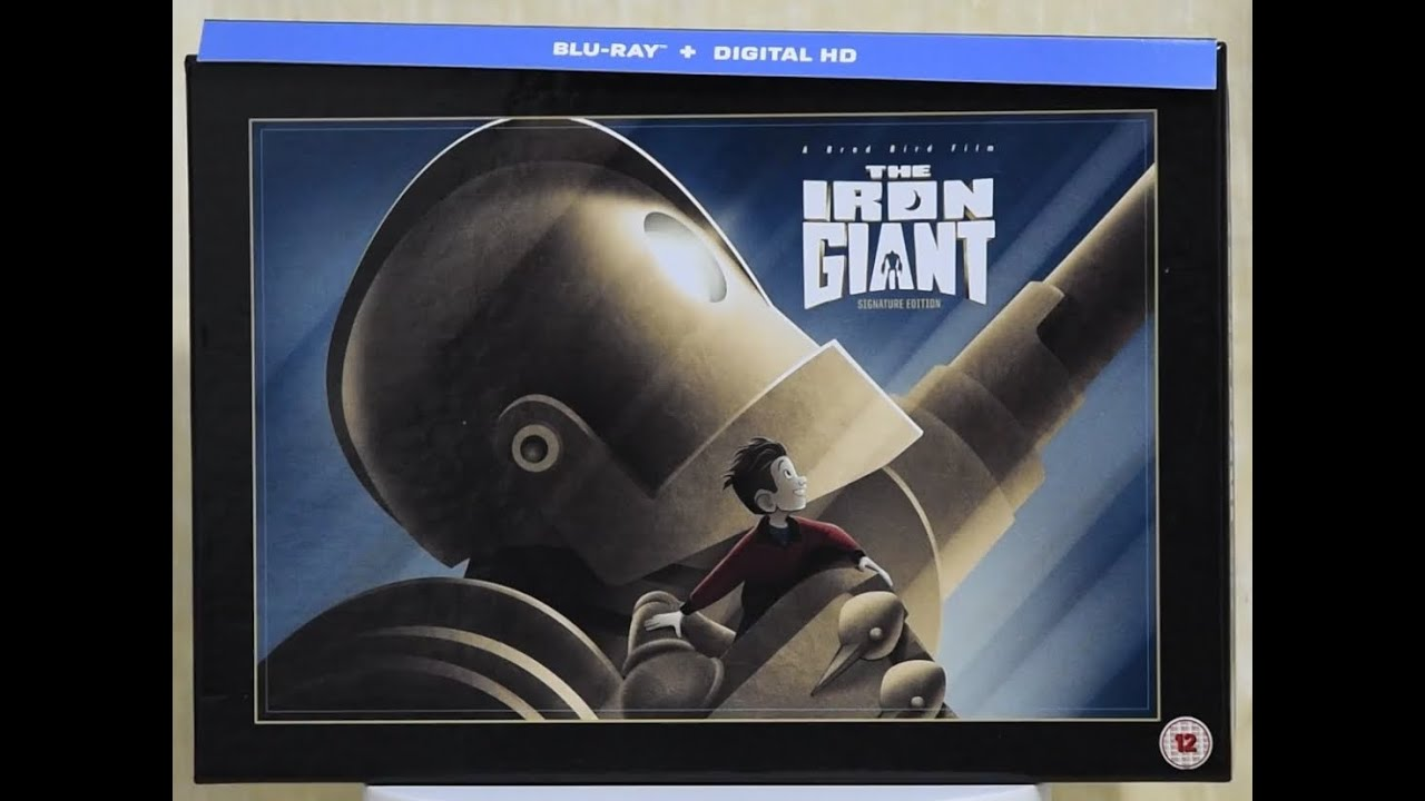 Download The Iron Giant 1999 Signature Edition Blu ray