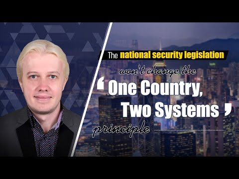 national-security-legislation-won't-change-'one-country,-two-systems'-principle