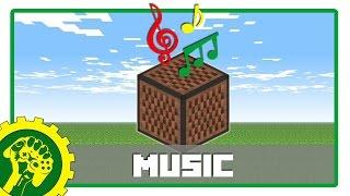 Minecraft Tutorial - Membuat Music Note Block