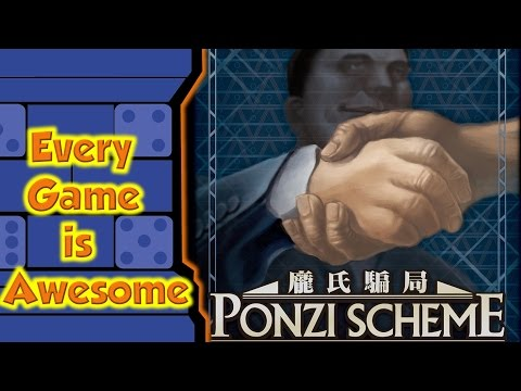 Every Game is Awesome: Ponzi Scheme