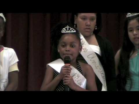 FPG- Black History Month: 5th Grade Song and Black Miss Americas