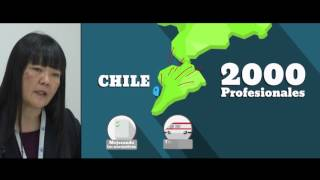 Entrevista a Toshimi Kobayashi representante de JICA en Chile