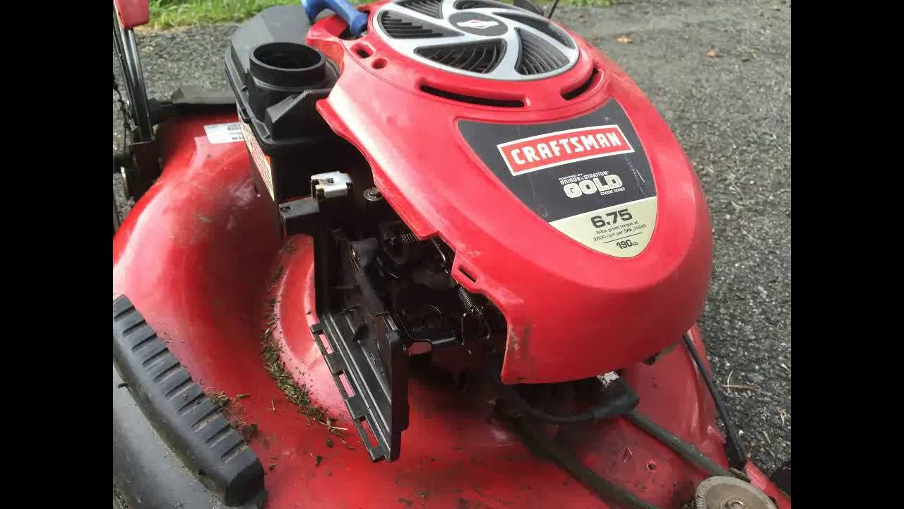 Sears Lawn Mower Won T Start Fixed 2 Of