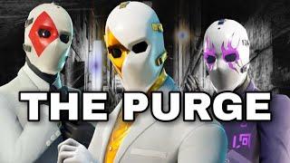 Fortnite Roleplay THE PURGE #31