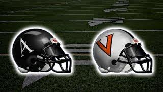 CIML Varsity Football  Ames @ WDM Valley