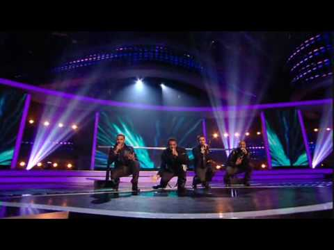 The X Factor - The Quarter Final Act 2 (Song 1) - JLS |