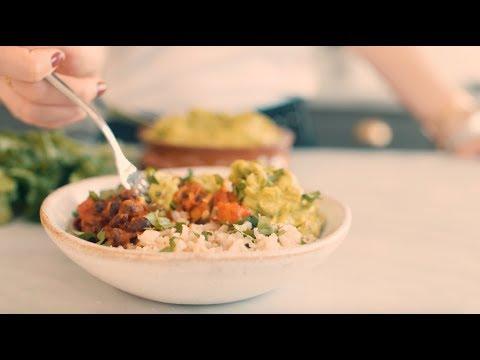 Deliciously Ella Mexican Black Beans and Sweet Potato | Easy, Vegan, Gluten Free