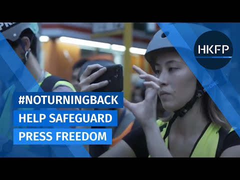 #NoTurningBack: Safeguard press freedom this summer by supporting Hong Kong Free Press