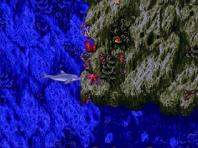 Jouez à Ecco the Dolphin sur Sega Megadrive/Genesis