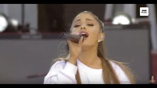 Ariana Grande Break Free Live One Love Manchester