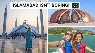 ISLAMABAD THINGS TO DO FOR TOURISTS & LOCALS! | Pakistan Vlog 5 Video
