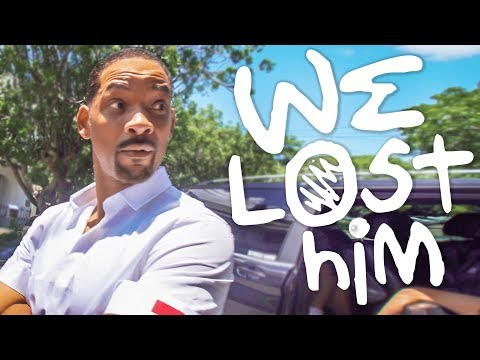 We Lost Him...  Will Smith Vlogs
