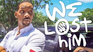 will smith vlogging