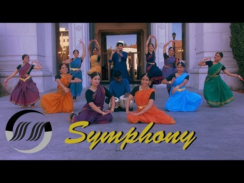 Symphony (Dance Choreography) -(Feat. Natya at Berkeley, The Flute Guy, & Janan the Tablaist)