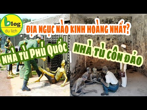 Nhà tù Phú Quốc - Nhà tù Côn Đảo: Những cuộc vượt ngục khó tin