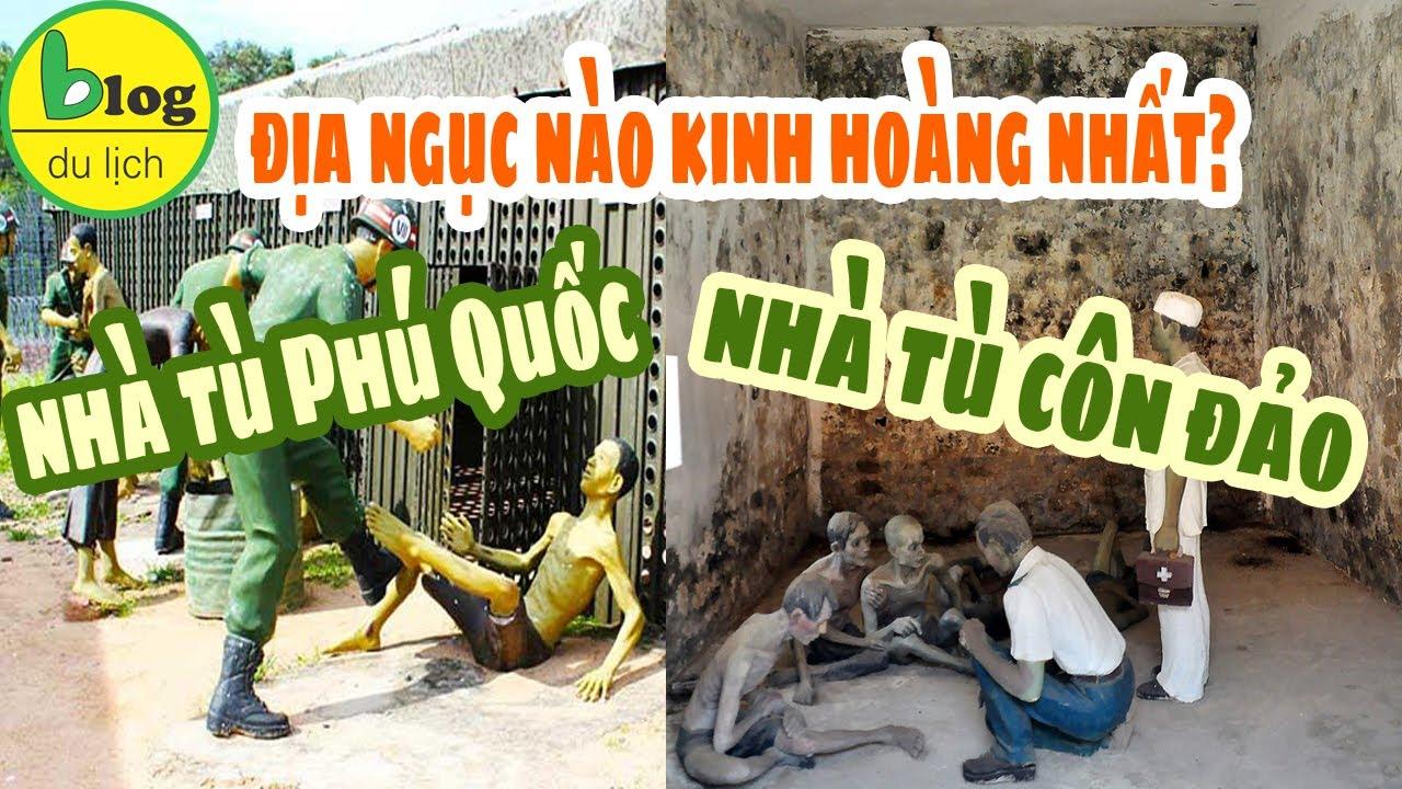 Nhà tù Phú Quốc – Nhà tù Côn Đảo: Những cuộc vượt ngục khó tin