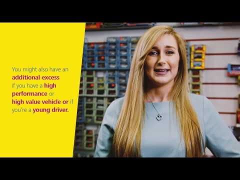 Any Question Answered - What is a car insurance excess? | Aviva