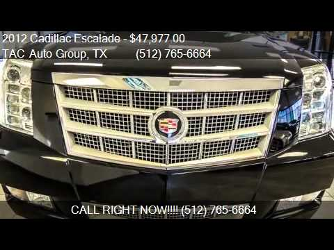 2012 cadillac escalade platinum edition 4dr suv for sale in youtube. Black Bedroom Furniture Sets. Home Design Ideas