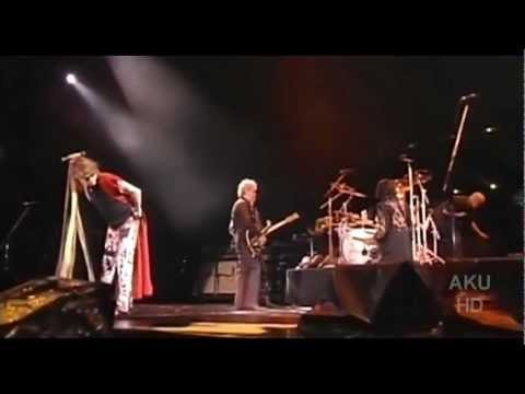 Aerosmith - Back in The Saddle - Live in Japan 2002 HD 1080p