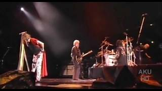 Aerosmith Back In The Saddle Live In Japan 2002 HD 1080p