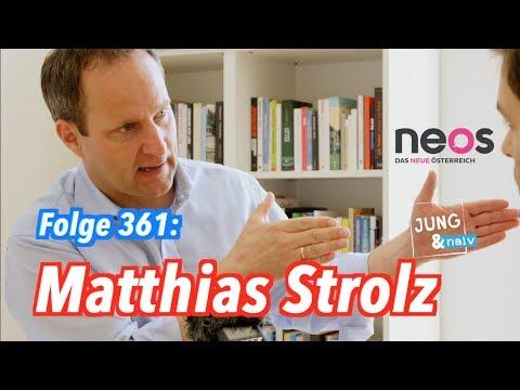 Der Parteichef von NEOS, Matthias Strolz - Jung & Naiv in Österreich: Folge 361
