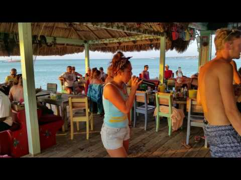 Aruba Bugaloe Beach Bar & Grill