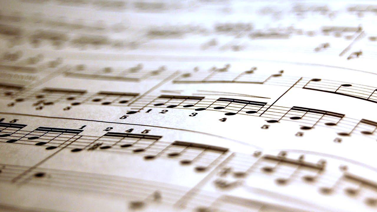 Теория музыка в картинках