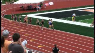 Hannah Meier Record 800 Michigan State Finals 2010