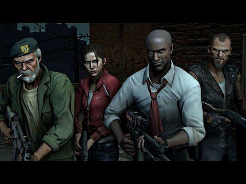 Left 4 Dead 2 Expert Four Swordsmen Mutation No Restarts Blood Harvest