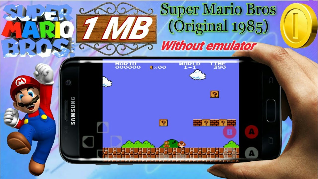 super mario bros emulator android download