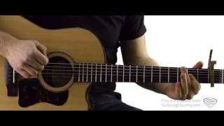 When You Say Nothing At All - Guitar Lesson and Tutorial - Keith Whitley or Alison Krauss