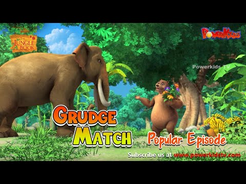 Download Jungle Book | Season 2 | Episode 50 | Grudge Match | PowerKids TV