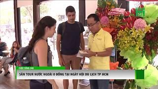 VTC14 | Săn tour nước ngoài 0 đồng tại Ngày hội du lịch TPHCM