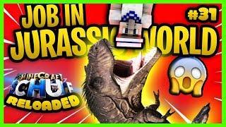 T-REX ANGRIFF in Jurassic World?!   Minecraft SCHULE Rel. #31 [Deutsch/HD]