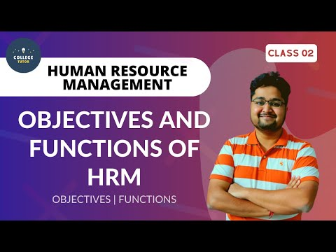 Features Of HRM   Objectives Of HRM   Importance Of HRM   Human Resource Management   Class 2