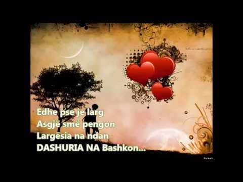Poezi Dashurie 2014 - Sa shume me mungon - YouTube