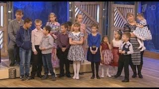 Пусть говорят  - Настоящая мама (эфир про Тобольск от 14 мая 2015г) HD