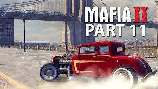 Mafia 2 Walkthrough Gameplay Part 11-  HOT ROD