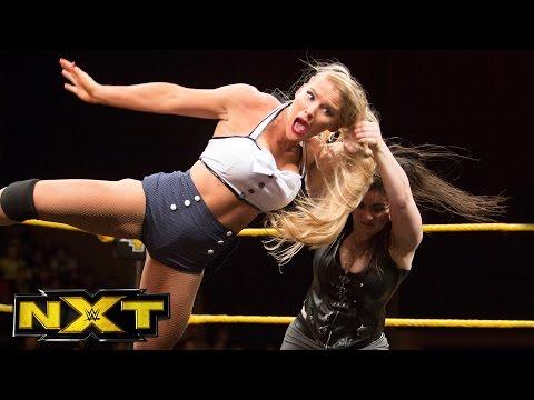 Macey Estrella vs. Nikki Cross: WWE NXT, March 15, 2017