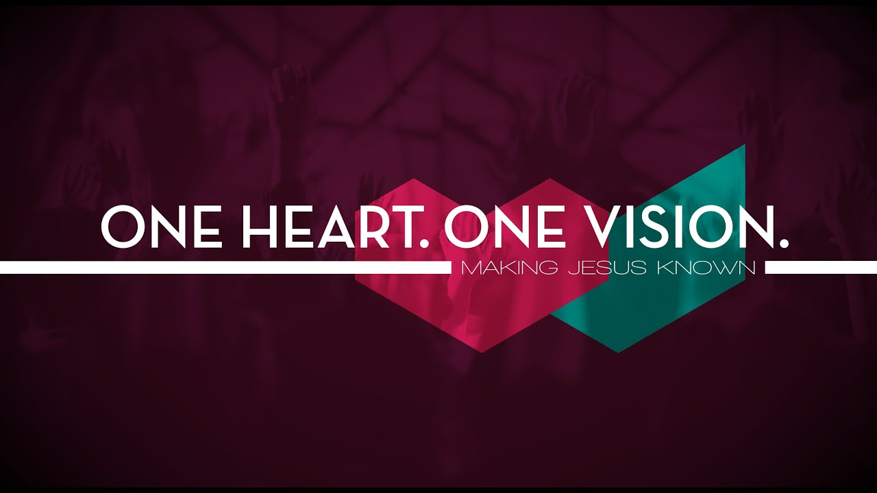 one heart one vision making jesus known youtube. Black Bedroom Furniture Sets. Home Design Ideas