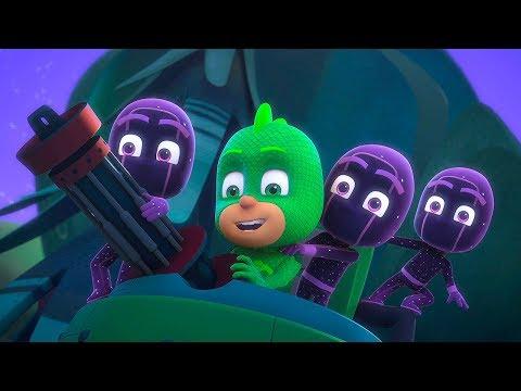 PJ Masks Deutsch Pyjamahelden   PJ Masks Feinde und Freunde   Cartoons für Kinder